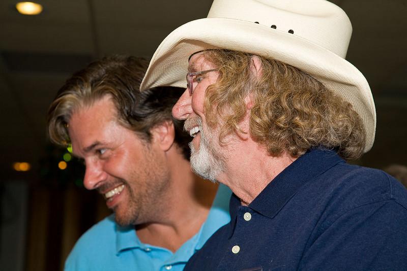 Steve McNelly, Jay Arledge