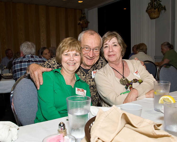 Jean Arthur King, Doug Bolt (Marie Sutton), Judy Smith Daniels