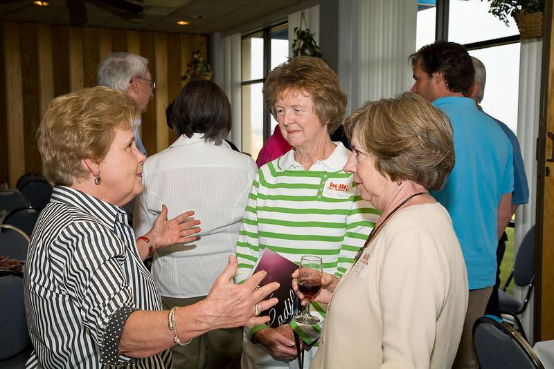 Pat Bizzell (Hyman), Gaye Anderson (Gene), Judy Smith Daniels