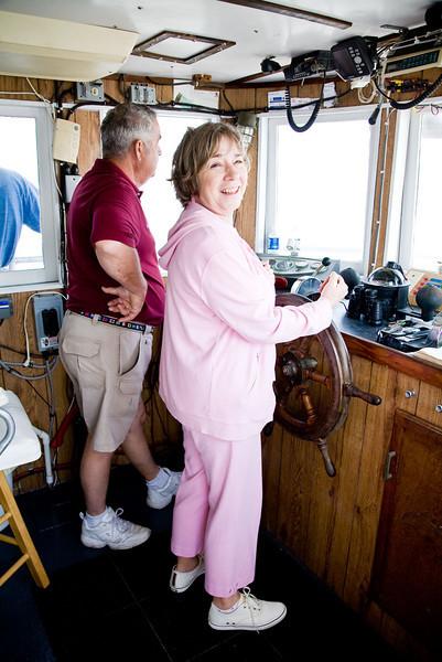 Judy Smith Daniels wants to drive.