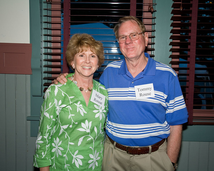 Mary Rouse, Tommy Rouse