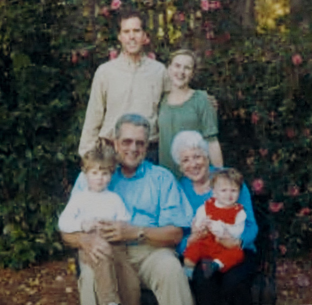 Billie Jean Jones Stallings and Family