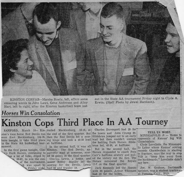 Kinston Daily Free Press