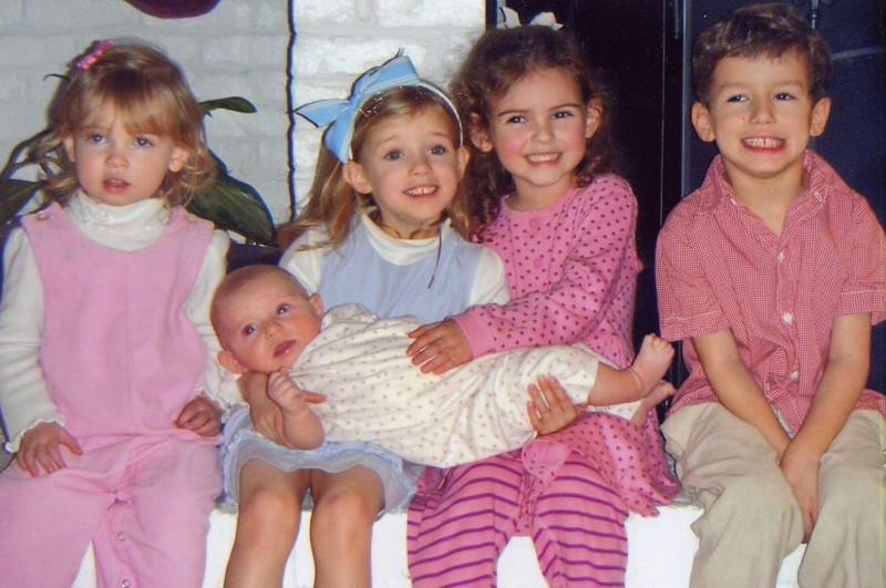Joyce Tyndall Faucette's Grandchildren