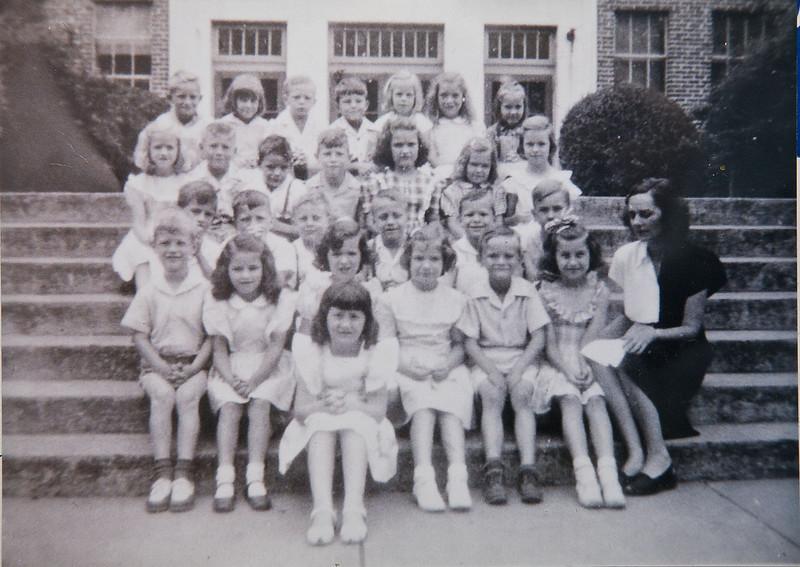 Miss Smith's First Grade Class<br /> Harvey School