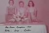 Betty Lockridge, Faye Hardy, Linda Lee