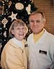 Louis Woodard and Wife