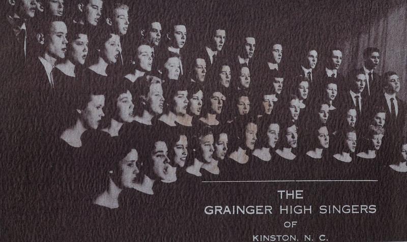 Grainger High Singers