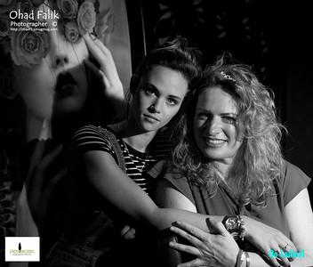 Liha and Galit Keren