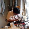 Atelier de fabrication de tupilaks