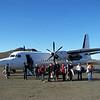 aéroport de Kulusuk ( Groenland )
