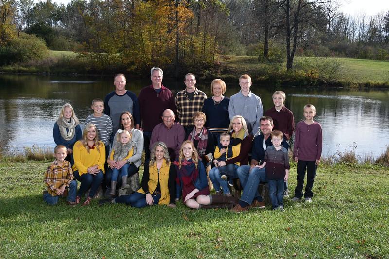 Gaier Family 10-2017
