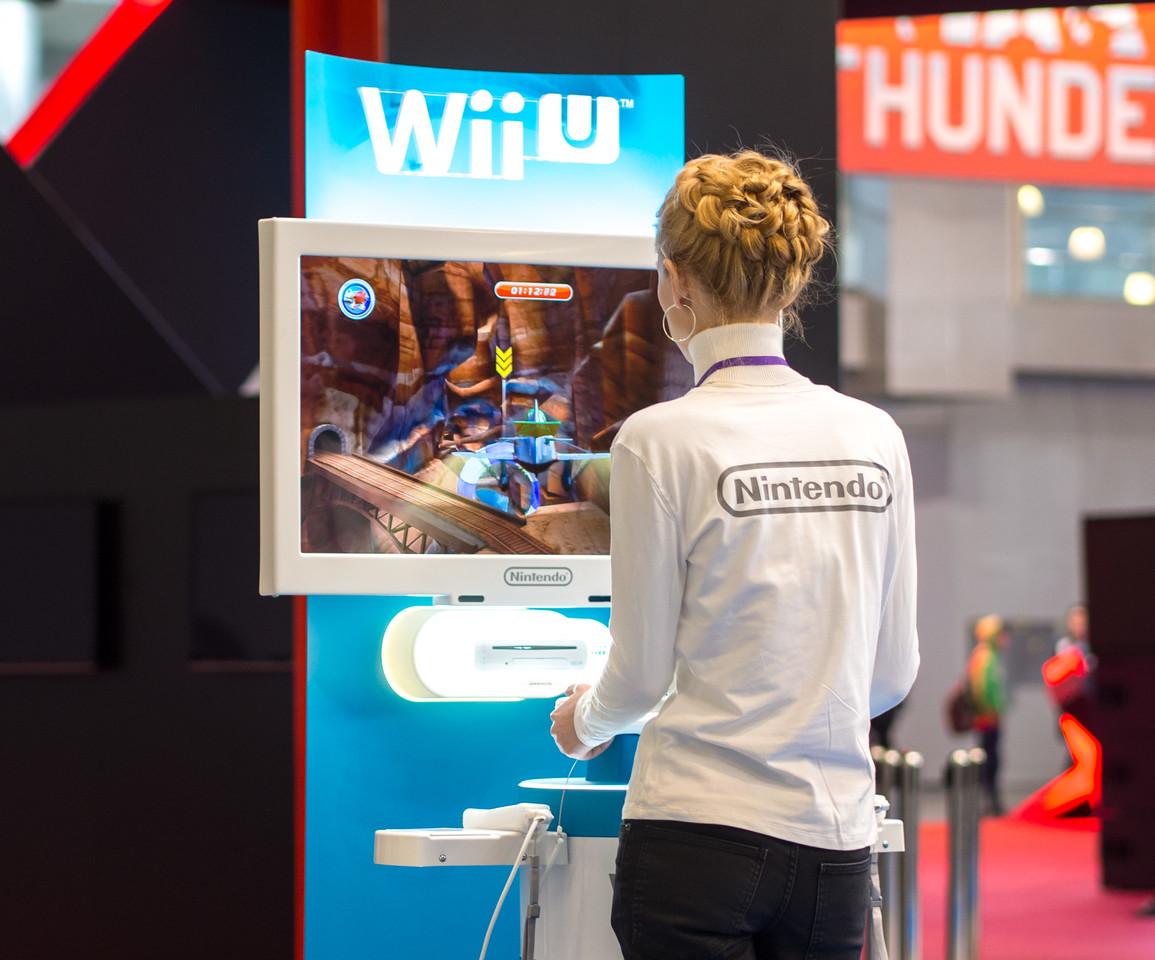 Wii U at Igromir 2013