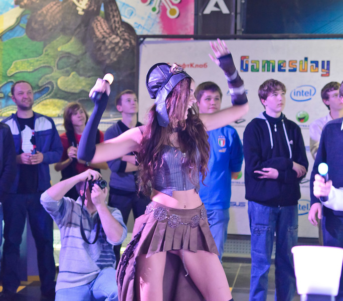 Dance Star Party at Games Day #2