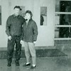 George Peters and a Young Lady I (01018)