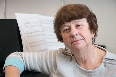 Westfield State University Music Department faculty member, Galin Gertsenzon