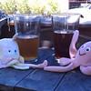 2011 07 25 - Ginger & Goochy @ Santa Cruz Brewing Company