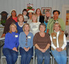 Front row: Charlene Bilbrey Groves, Mildred Burnette, Margaret Collins Denton, Joy Martin Corley<br /> <br /> Middle row:  Dona Morris Zoodsma, Delores Jones Rich, Naomi Hamilton-Johnson<br /> <br /> Top row:  Jean Paige Smith, Gwen Grace Cross, Anne Juanita Paige Peake, Pixy Lynn Overstreet Morgan, Marcella Cross Holaway