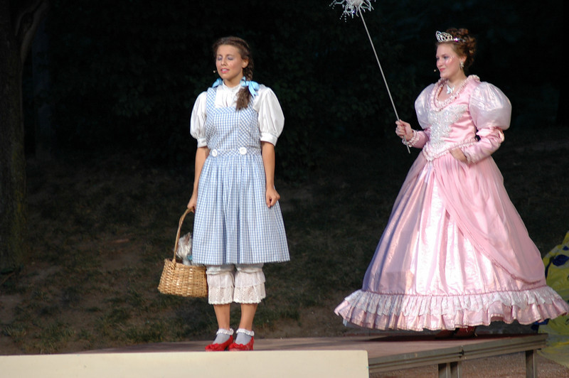 2006 TSC Summer Musical - Production Shots