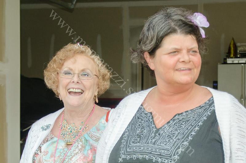 June and Teresa