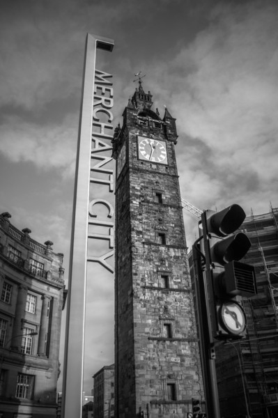 Merchant City, Glasgow, Scotland