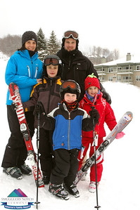 Glaudia Family-Jan.20th-Smugglers' notch