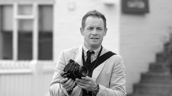 Mr Asahi Pentax Rolex  at The Goodwood Revival 2017