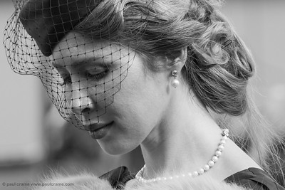 Veiled and Shadowed - The Goodwood Revival 2018