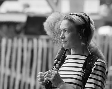 BBC Sound Recordist   - The Goodwood Revival 2018