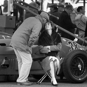 The Look of Love - The Goodwood Revival 2017