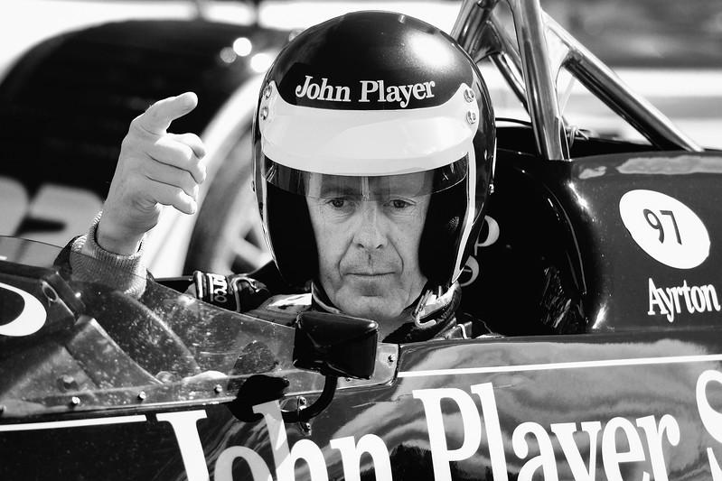 Andrew Beaumont - Goodwood Festival of Speed 2015 John Player Special Ayrton Senna