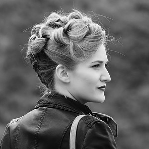 Looking all Right - Goodwood Revival 2015