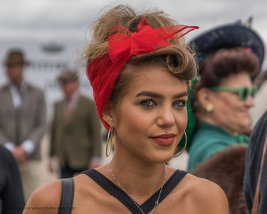 Beautiful Look - The Goodwood Revival 2018