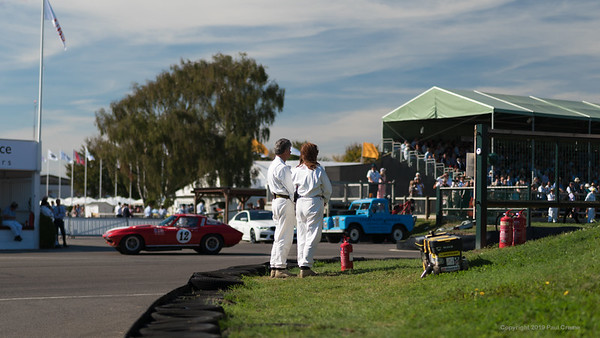 Tracksiders 2 - Goodwood Revival 2019
