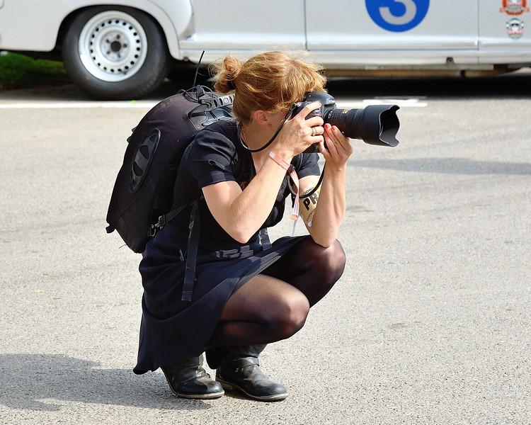Nikon Pro in Action