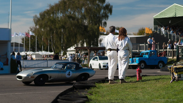 Tracksiders - Goodwood Revival 2019