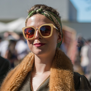 Pastel blurred - Goodwood Revival 2019