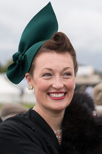 Lady Sherwood Green - The Goodwood Revival 2017