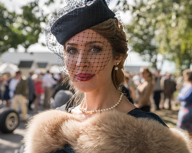 Beauty Fur  - The Goodwood Revival 2018