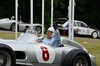 Sir Stirling Moss - Goodwood Festival of Speed 2015