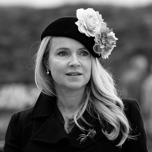 Beret Two Roses - Goodwood Revival 2015