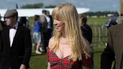 Red Tartan - The Goodwood Revival 2017
