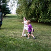 Soccer with Evie and Layla