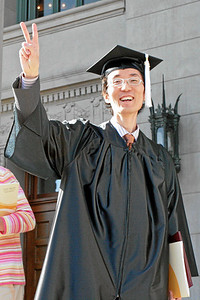 Byung-Dong Pak, recent graduate of University of Minnesota!!