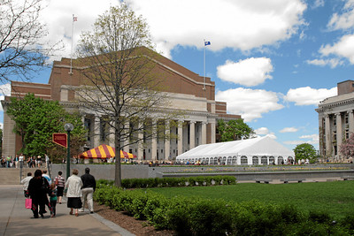 Northrop Memorial Auditorium, University of Minnesota, Minneapolis MN