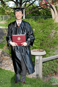 Byung-Dong Pak, and diploma, graduate of University of Minnesota, 2008.