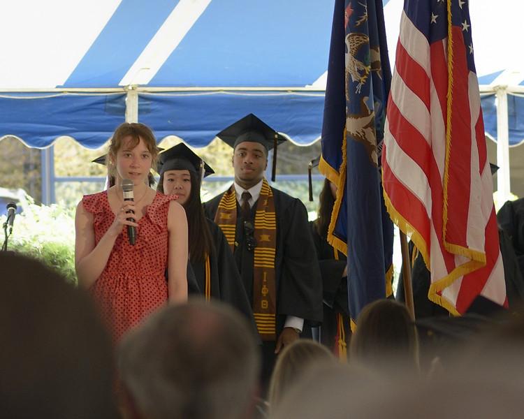 Lyz Luidens University  of Michigan Graduation