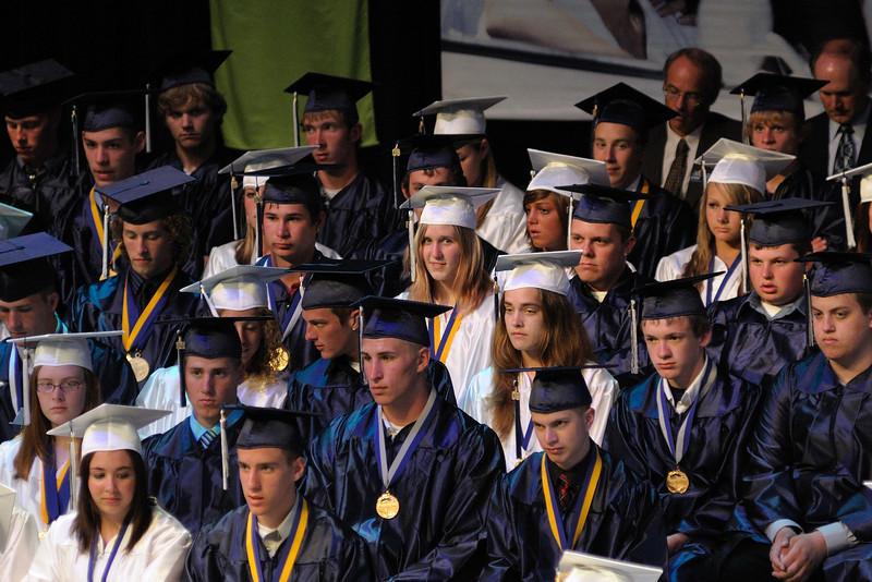 Unity High School Graduation