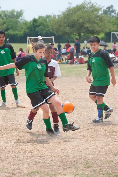Grandaughters soccer