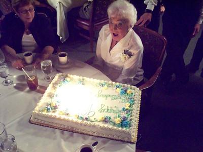 Grandma Null's 90th